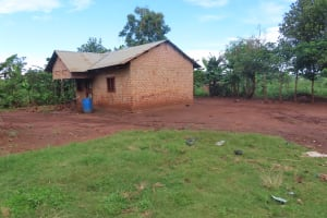 The Water Project: Kyamaiso Community -  Village Home