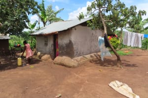 The Water Project: Rwenkole Community -  Clothlines