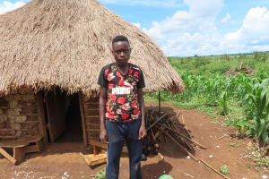 The Water Project: Rwenkole Community -  Fred