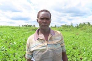 The Water Project: Rwenkole Community -  Janet Biryema