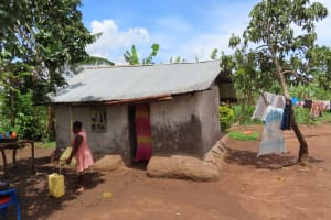 The Water Project: Rwenkole Community -  Water Storage Containers