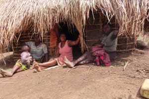 The Water Project: Rwenkole Community -  Women Resting In The Afternoon
