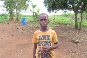 The Water Project: Kyakaitera Community -  Moses M