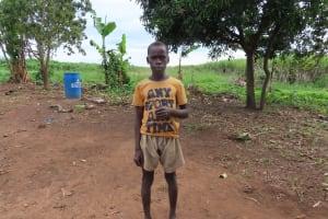 The Water Project: Kyakaitera Community -  Moses