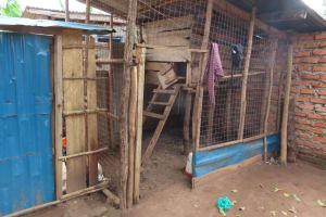 The Water Project: Kyakaitera Community -  Animal Pen