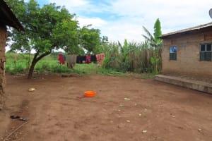 The Water Project: Kyakaitera Community -  Clothesline
