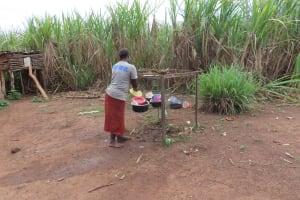 The Water Project: Kyakaitera Community -