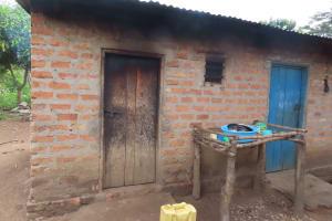 The Water Project: Kyakaitera Community -  Inside Kitchen