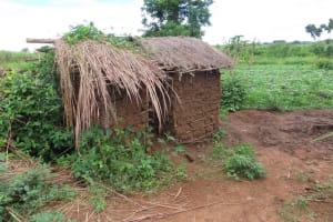 The Water Project: Kyakaitera Community -  Latrines