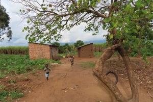 The Water Project: Kyakaitera Kyempisi Community -  Children Playing