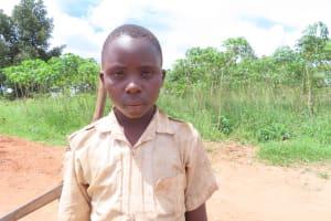 The Water Project: Kikingura Kidwaro Community -  Joshua