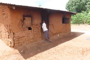 The Water Project: Kikingura Kidwaro Community -  Indoor Kitchen