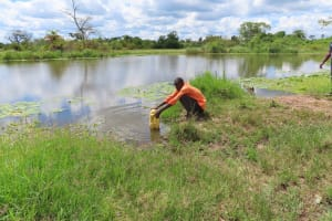 The Water Project: Kikingura Kidwaro Community -  Open Source Water