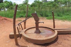 The Water Project: Kikingura Kidwaro Community -  Well Needing Repair