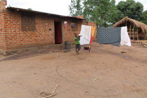 The Water Project: Kyabagabu Community -  Clothlines