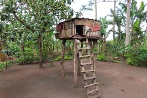 The Water Project: Kyabagabu Community -  Animal Pen