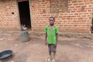 The Water Project: Kyabagabu Community -  At Home
