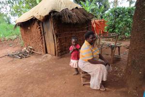The Water Project: Kyabagabu Community -  Chatting