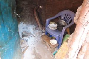 The Water Project: Kyabagabu Community -  Kitchen