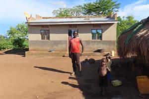The Water Project: Kyandangi Community -  Kyandangi Home