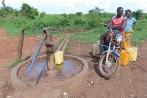 The Water Project: Kyandangi Community -  Community