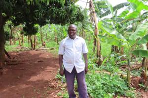 The Water Project: Kiryamasasa Community -  Aliija Byamaani