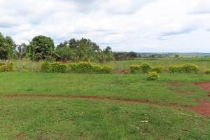 The Water Project: Kiryamasasa Community -  Landscape