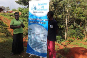The Water Project: Shikoye Community, Kwa Witinga Spring -  Question And Answers Session