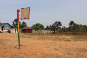The Water Project: Lungi, Rogbom Tardi, International High School -  Basketball Court