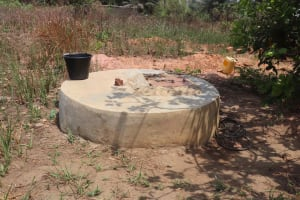 The Water Project: Lungi, Rogbom Tardi, International High School -  Privately Owned Well