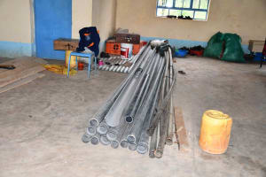 The Water Project: Kako Special School for the Mentally Handicapped -  Materials