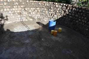 The Water Project: Kako Special School for the Mentally Handicapped -  In Progress