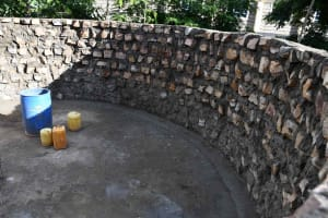 The Water Project: Kako Special School for the Mentally Handicapped -  Inside Walls
