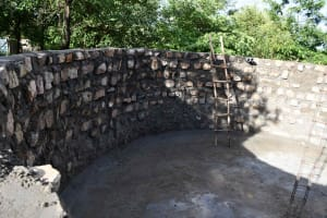 The Water Project: Kako Special School for the Mentally Handicapped -  Plastering Needed
