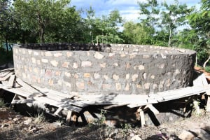 The Water Project: Kako Special School for the Mentally Handicapped -  Walls Are Up