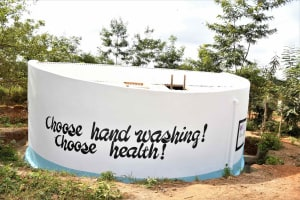 The Water Project: Kako Special School for the Mentally Handicapped -  Choose Health