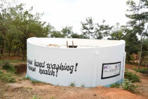 The Water Project: Kako Special School for the Mentally Handicapped -  Painted