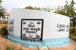 The Water Project: Kako Special School for the Mentally Handicapped -  Stop The Spread