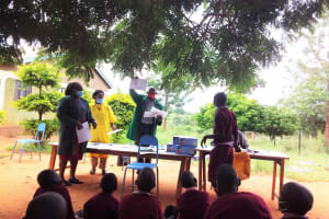 The Water Project: Kako Special School for the Mentally Handicapped -  Illustrations
