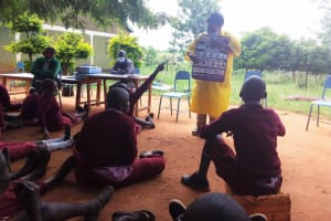 The Water Project: Kako Special School for the Mentally Handicapped -  Participating