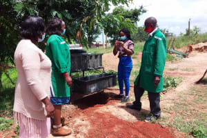 The Water Project: Kako Special School for the Mentally Handicapped -  Training