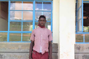 The Water Project: Kako Special School for the Mentally Handicapped -  Musyoki N