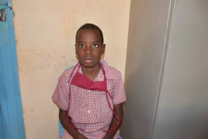 The Water Project: Kako Special School for the Mentally Handicapped -  Mutua K