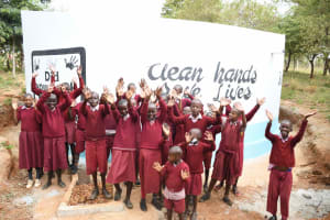 The Water Project: Kako Special School for the Mentally Handicapped -  Celebration