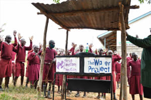 The Water Project: Kako Special School for the Mentally Handicapped -  Showing Off