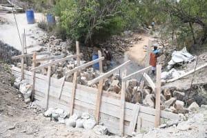 The Water Project: Kaketi Community B -  Getting Bigger