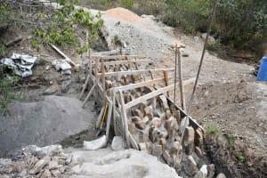 The Water Project: Kaketi Community B -  Progress