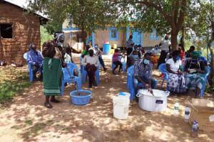 The Water Project: Kaketi Community B -  Learning