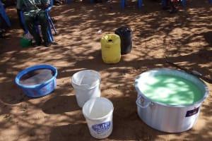 The Water Project: Kaketi Community B -  Soap Supplies