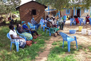 The Water Project: Kaketi Community B -  Training Participants